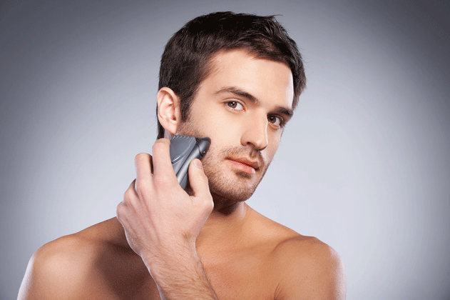 electric shaving